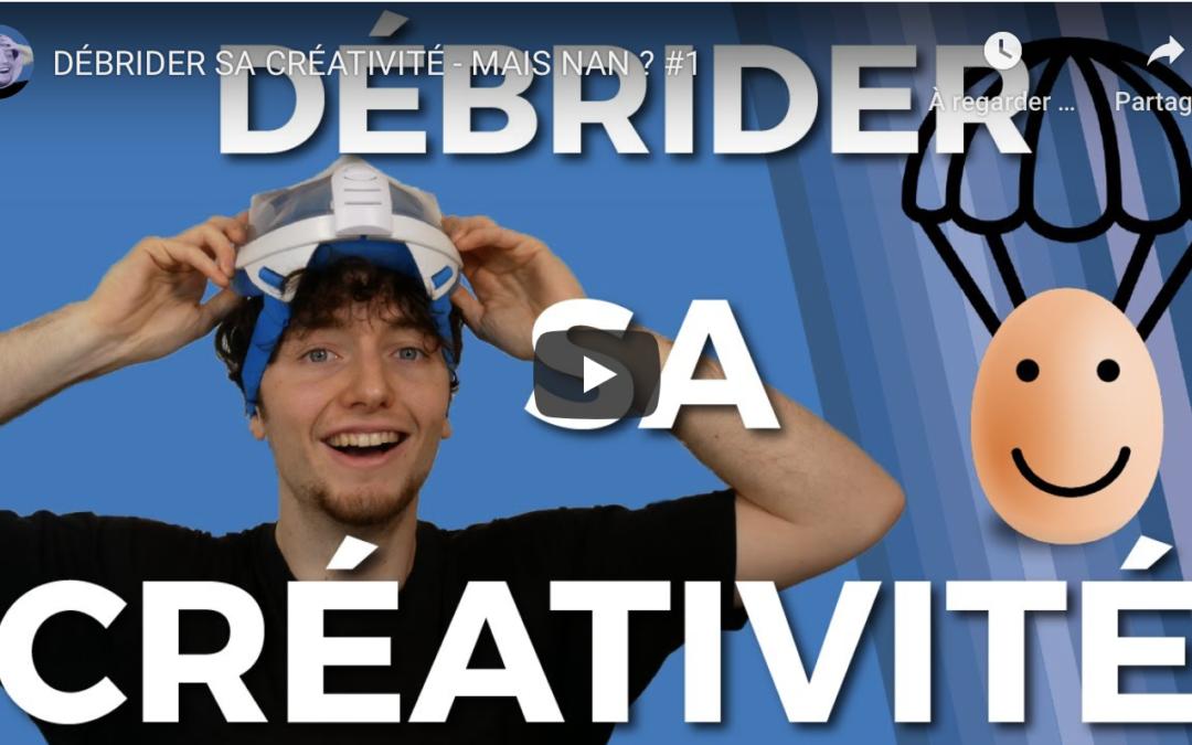#Youtube : Débrider sa créativité