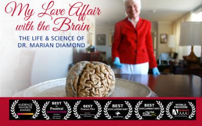 Superbe reportage sur Marian Diamond